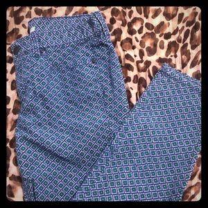 J. Crew Corduroy Matchstick Pants